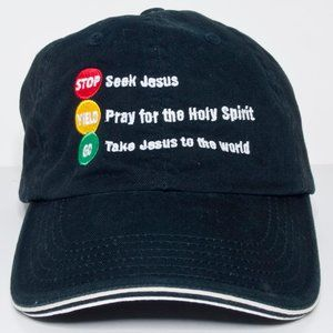 Bible Conference Hat